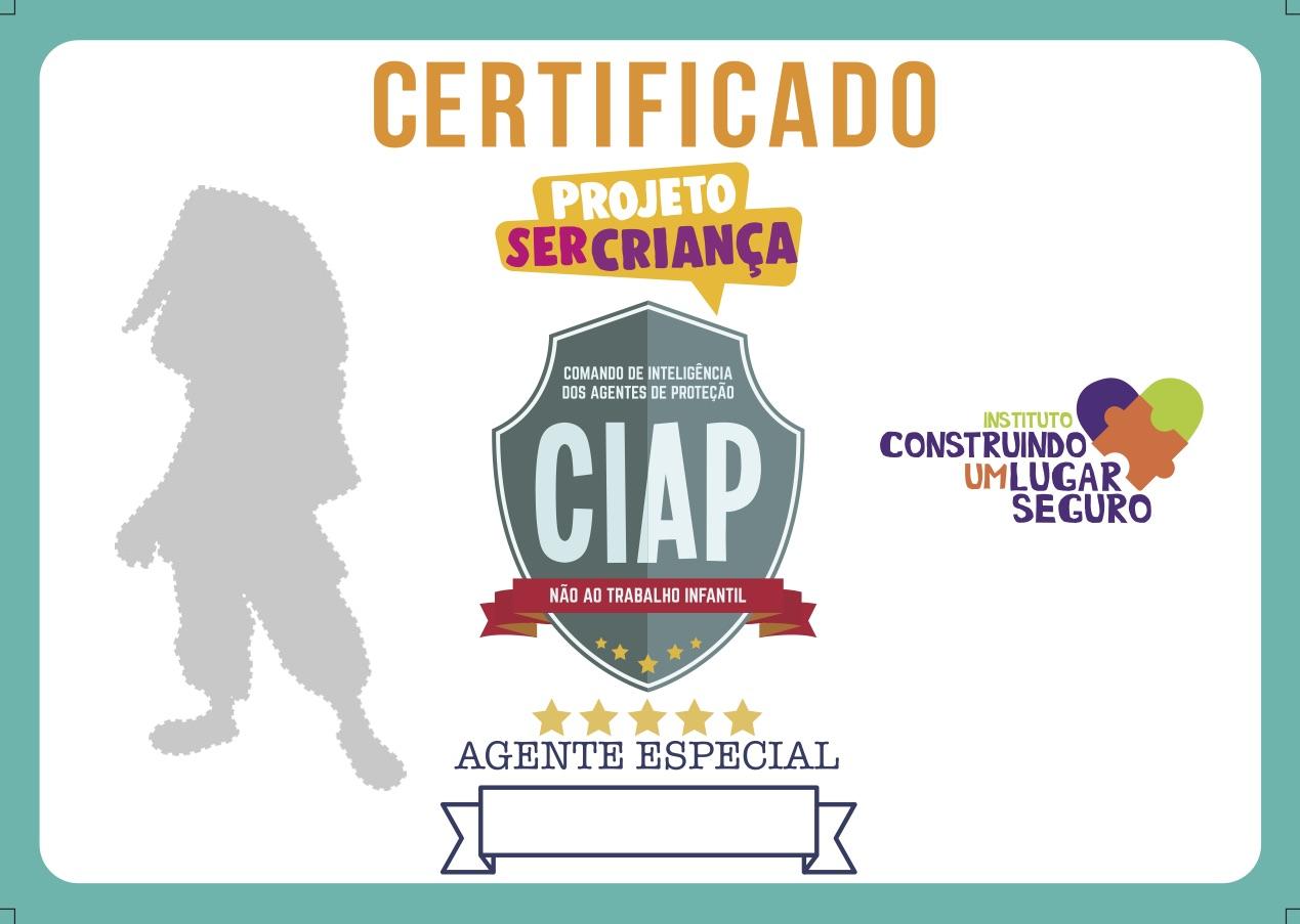 CERTIFICADO A5 - SER CRIANÇA 2