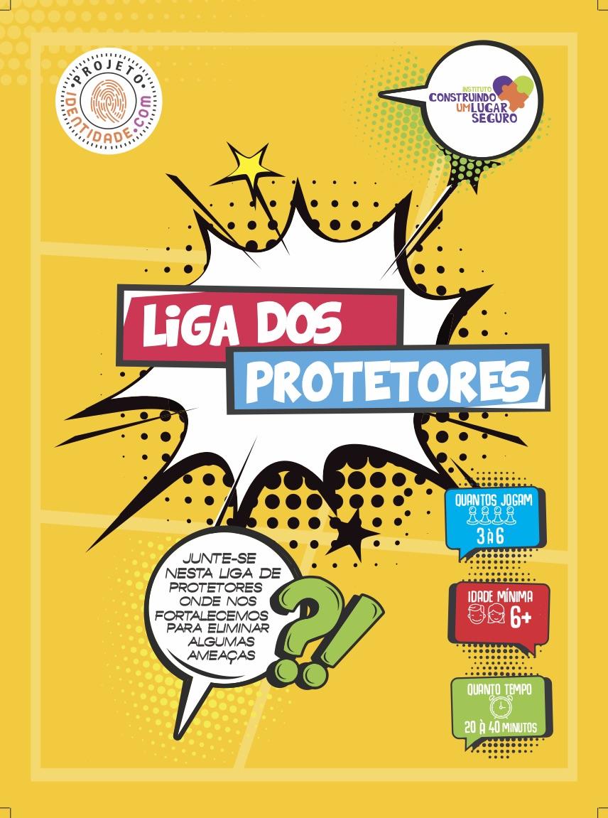 LIGA DOS PROTETORES_CAIXA ADESIVO19x14cm